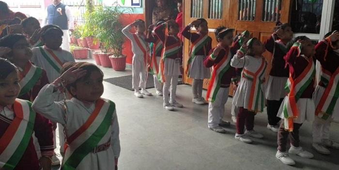 छ्परा के नेशनल स्कूल ऑफ लर्निंग ने बेटियों की पढ़ाई को लेकर किया ऐलान