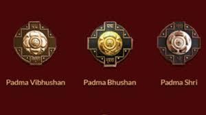 गणतंत्र दिवस: पद्म पुरस्कारों का ऐलान, 7 हस्तियों को पद्म विभूषण, 16 को पद्म भूषण और 118 को पद्मश्री
