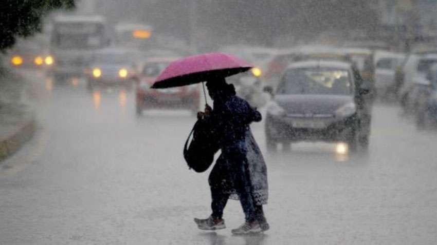 सारण सहित बिहार के उत्तर पश्चिम जिलों में भारी बारिश और वज्रपात के अलर्ट