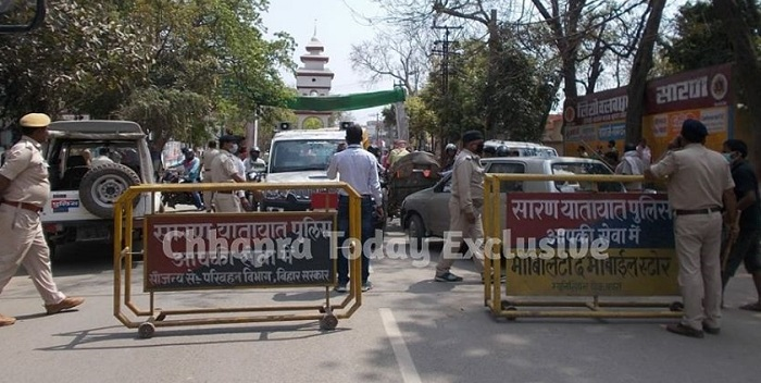 Lockdown का उल्लंघन करने पर तीन लोग गिरफ्तार