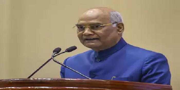 राष्ट्रपति ने देशवासियों को दी रामनवमी की शुभकामनाएं