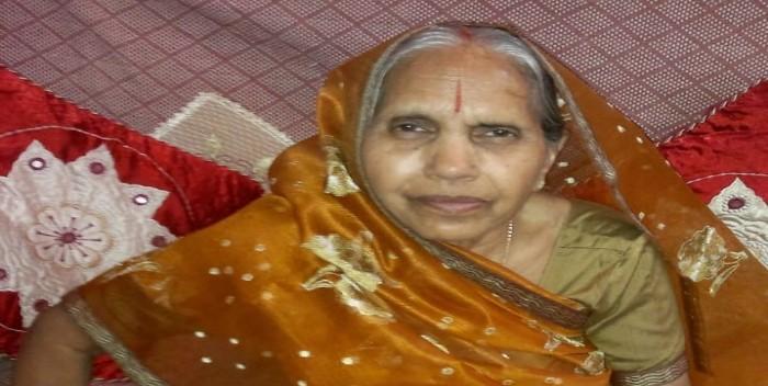 सारण भाजपा के जिला मीडिया प्रभारी को मातृ शोक
