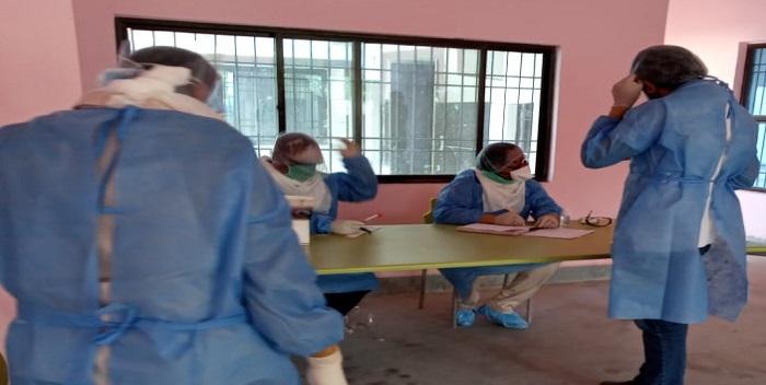Corona Virus: सारण में संक्रमित मरीज मिलने पर जिला प्रशासन अलर्ट, गांव को संक्रमण मुक्त करने के आदेश