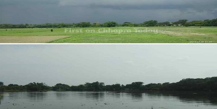 सारण जिले में आई बाढ़ का जानिए पूरा अपडेट, Click Here