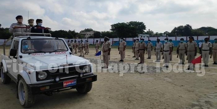 स्वतंत्रता दिवस कार्यक्रम: राजेंद्र स्टेडियम में हुआ फुल ड्रेस रिहर्सल, आयुक्त करेंगे झंडोतोलन