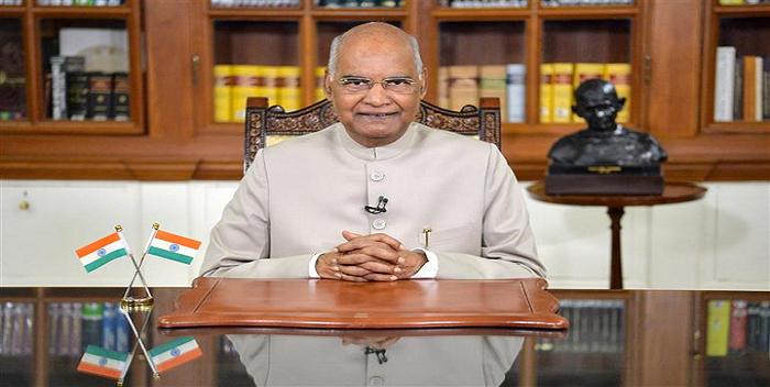 74वें स्वाधीनता दिवस की पूर्व संध्या पर राष्ट्रपति कोविन्द का राष्ट्र के नाम संदेश, यहाँ पढ़ें