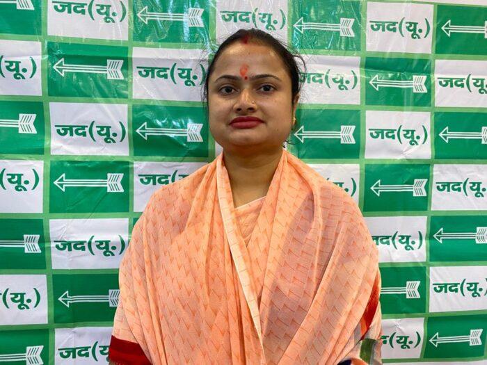 पृथ्वी दिवस पर सारण में 20 हज़ार पौधे लगाएंगी जदयू की सभी महिला कार्यकर्ता: माधवी सिंह