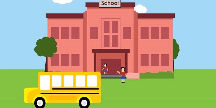 1 से 5 तक की कक्षाएं खुली, कई स्कूल में ना मास्क बंटा और गाइडलाइन को लेकर नही दिखी कोई तैयारी