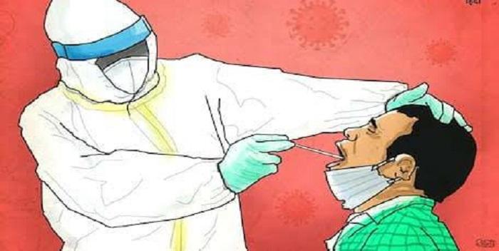 कोविड-19 के जांच में आई तेजी, रैपिड एंटीजन किट से रिपोर्ट नेगेटिव आने के बाद आरटी-पीसीआर से होगी जांच