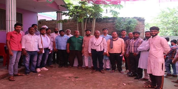 सामाजिक संगठन यंग इंडिया विज़न की रिविलगंज प्रखंड इकाई का हुआ गठन