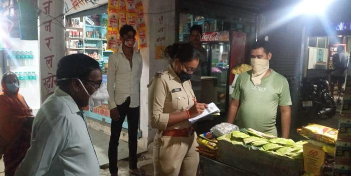 गुटखा व तंबाकू विक्रेताओं के खिलाफ एनसीडीओ ने चलाया अभियान