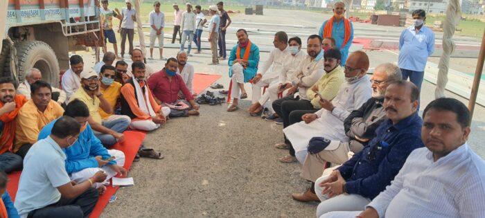 छपरा में ऐतिहासिक होगी पीएम मोदी की रैली: नरेंद्र पवार