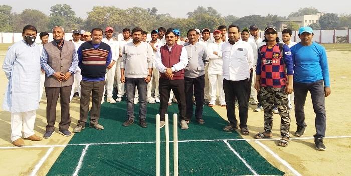 क्रिकेट: दहियावां ने त्रिशूल क्रिकेट क्लब को को हराया