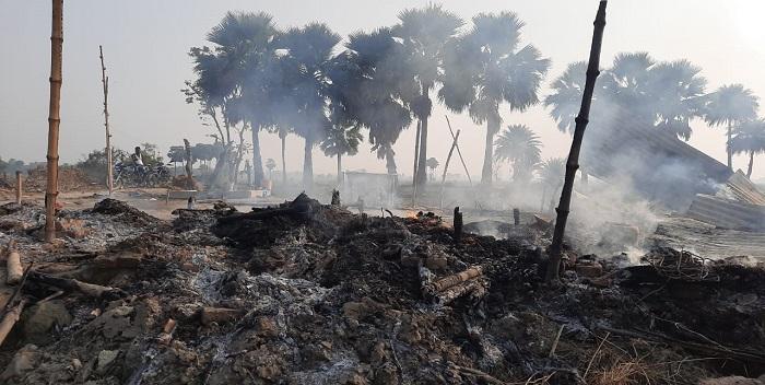 आग में झुलसने से 7 वर्षीय मासूम की मौत