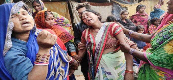 तरैया के नंदनपुर गांव में कार के धक्के से 5 वर्षीय बच्चे की मौत, गांव में छाया मातम