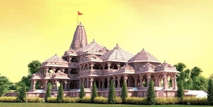 राम मंदिर: राष्ट्रपति ने 5 लाख और हीरा कारोबारी ने दिया 11 करोड़ रुपये का चंदा