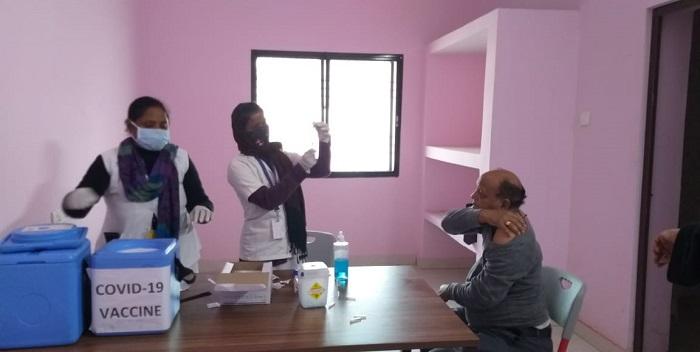 राष्ट्रीय पल्स पोलियो अभियान के दौरान नहीं होगा कोविड-19 टीकाकरण का कार्य