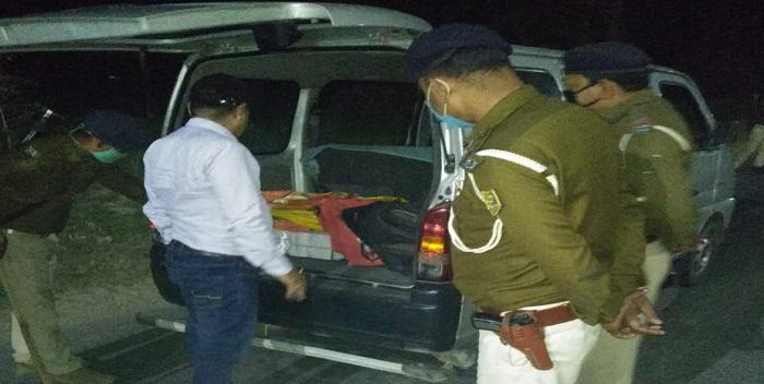 शस्त्र अधिनियम में वांछित अभियुक्त समेत जिले में विभिन्न कांडों में संलिप्त 53 गिरफ्तार