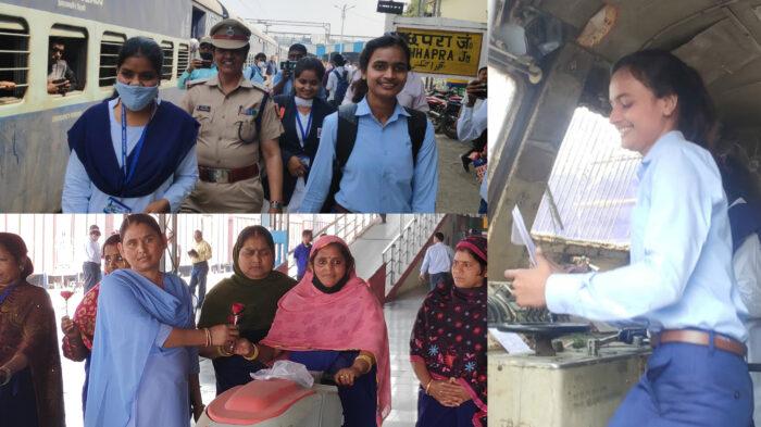 अंतराष्ट्रीय महिला दिवस: नारी शक्ति के हाथों में कमान, महिलाओं को सलाम