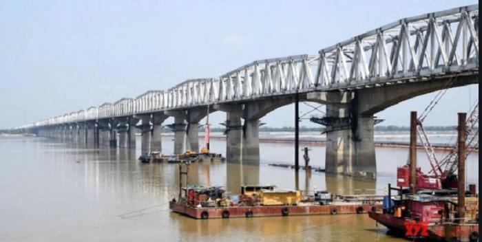 अगले माह से गांधी सेतु के समानांतर फोरलेन पुल का निर्माण होगा शुरू