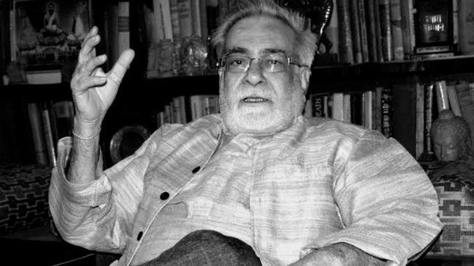 वरिष्ठ साहित्यकार नरेन्द्र कोहली का निधन