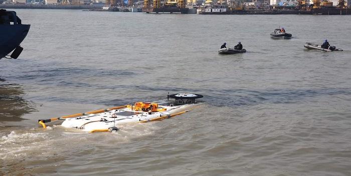 इंडोनेशिया की पनडुब्बी समुद्र में डूबी, खोजने में मदद करेगी भारतीय नौसेना