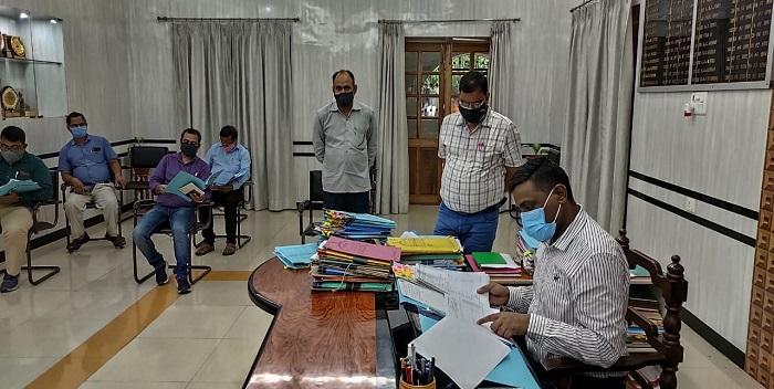जिला अनुकंपा समिति की बैठक में 7 की नियुक्ति का निर्णय